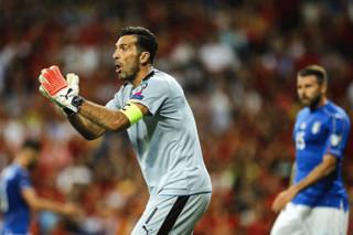 تیم ملی فوتبال ایتالیا - جان لوئیجی بوفون