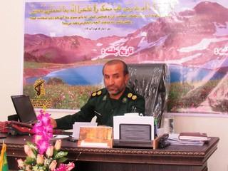 فرمانده سپاه عشایر کهگیلویه وبویراحمد