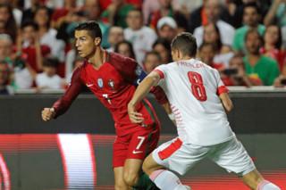 تیم ملی فوتبال پرتغال - کریستیانو رونالدو