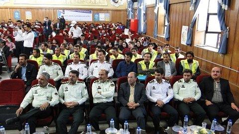 همایش همیار پلیس در یاسوج