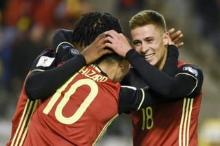 تیم ملی فوتبال بلژیک