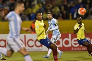 تیم ملی فوتبال آرژانتین - لیونل مسی