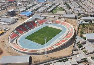 ورزشگاه شهدای یاسوج