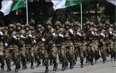 الجيش الجزائر