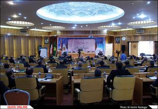 هم اندیشی مدیران ارشد سازمان اقتصادی رضوی در مشهد/گزارش تصویری