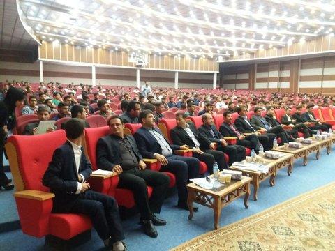برگزاری کنفرانس ملی