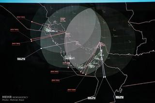 پدافند هوایی غرب کشور