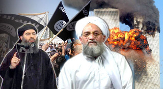 القاعده   داعش