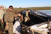 تخریب پنج کومه غیرمجاز شکار در تالاب بین المللی انزلی