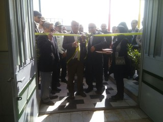 افتتاح مرکزTC در زاهدان