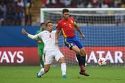 شکست تیم فوتبال نوجوانان ایران برابر اسپانیا/ وداع شاگردان چمنیان با جام جهانی