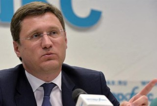 آلکساندر نواک، وزیر انرژی روسیه