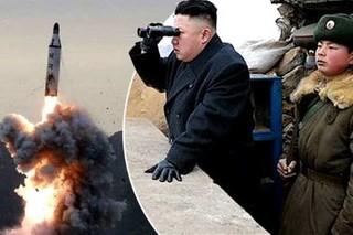 آزمایش های هستهای کره شمالی