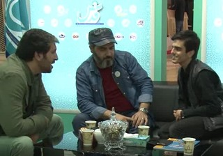 اتابک نادری بازیگر