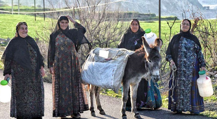 مهاجرت از روستا