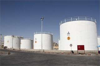 ذخیره سازی نفت سفید