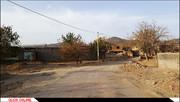 روستایی که به پایگاه هوایی تبدیل شده است