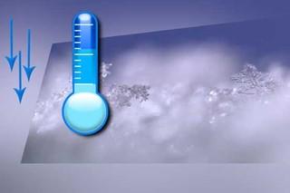 کاهش دما