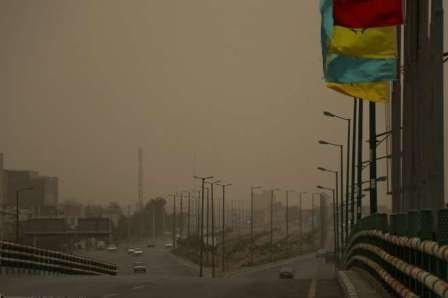 الودگی هوا، استان مرکزی