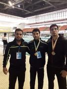 کسب چهار نشان طلا توسط شناگران لرستانی در رقابتهای قهرمانی کشور