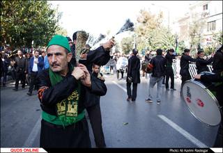 مراسم اربعین حسینی در مشهد