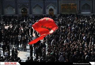 مراسم اربعین حسینی در مشهد -گزارش تصویری 2