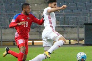 دیدار تیم ملی فوتبال ایران و پاناما