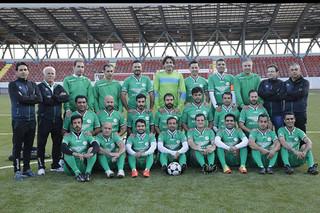 تیم فوتبال رسانه ورزش
