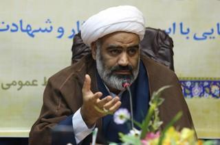 حجت الاسلام و المسلمین محمد قطبی رییس دفتر تبلیغات اسلامی اصفهان