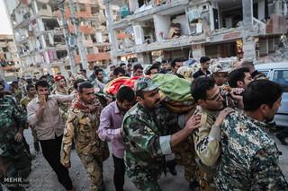 شهادت تعدادی از نیروهای ارتش