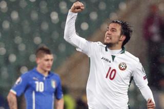 تیم ملی بلغارستان