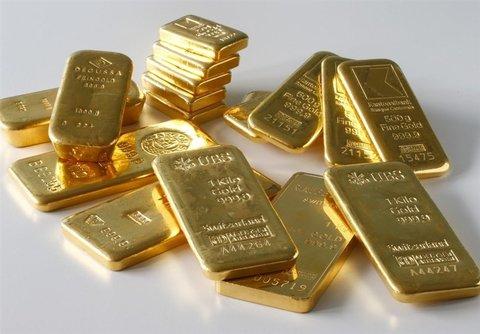 قیمت طلا شمش طلا