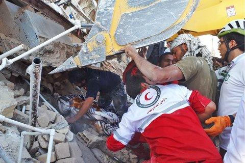 زلزله 7.3 ریشتری؛… - کراپشده