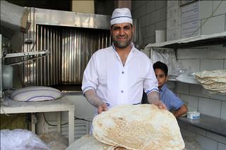 قیمت نان نانوا