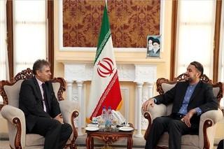 سفیر لبنان در تهران با امیرعبداللهیان