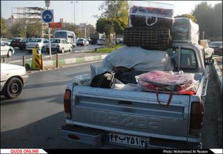 جمع آوری کمک های مردمی در مشهد