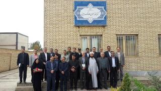 کتابخوانی درشهرستان جوین
