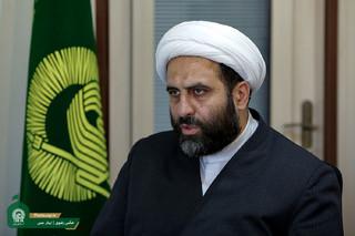رئیس سازمان فرهنگی آستان قدس رضوی