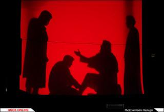 اجرای نمايش آييني سلسله الذهب به مناسبت ايام شهادت حضرت رضا(ع)