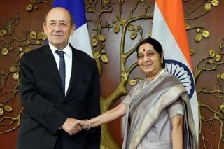 هند و فرانسه