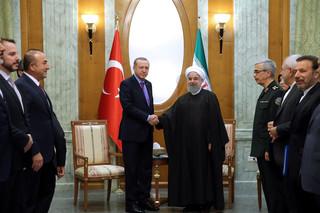 روحانی و اردوغان