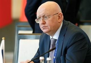 واسیلی نبنزیا نماینده روسیه در سازمان ملل