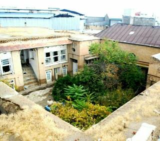خانه حافظ الصحه