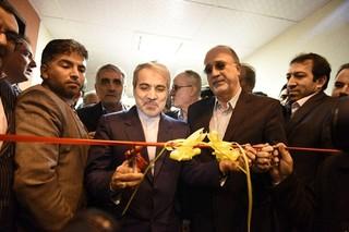 افتتاح نمایشگاه پژوهش البرز