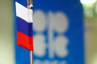 روسیه-اوپک