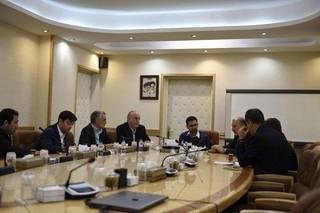 دیدار استاندار وزیر ارتباطات