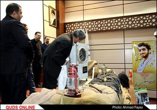رونمایی از دستگاه فریز درایر زعفران و بازارچه مجازی اقتصاد مقاومتی برای نخستین بار در کشور / گزارش تصویری