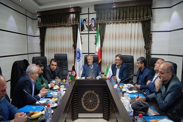 اتاق ایران و افغانستان