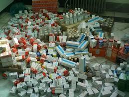 کشف داروی غیرمجاز