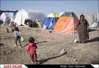 ۱۸ روز از زلزله کرمانشاه گذشت ! / گزارش تصویری